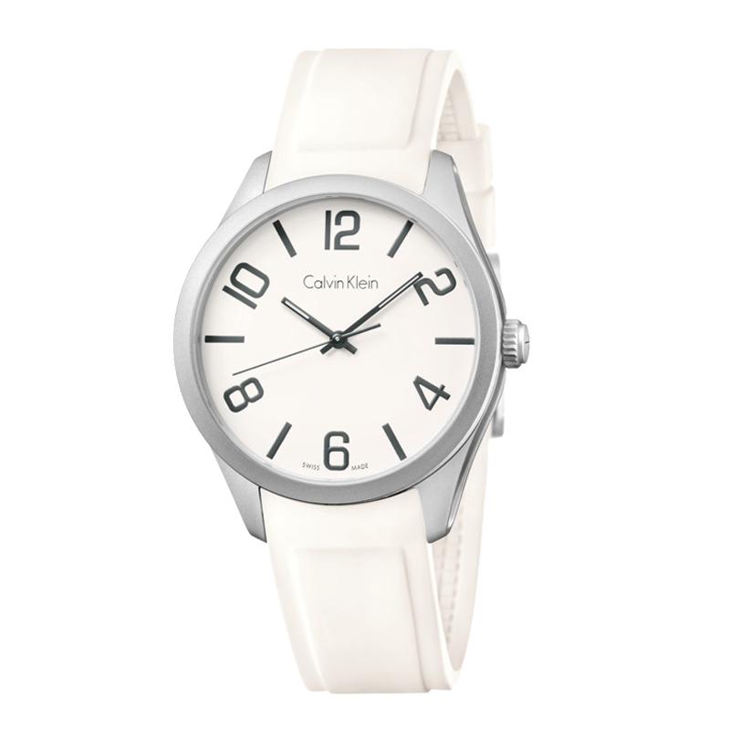 0a7731af8eca Reloj Calvin Klein. Aluminio muy ligero