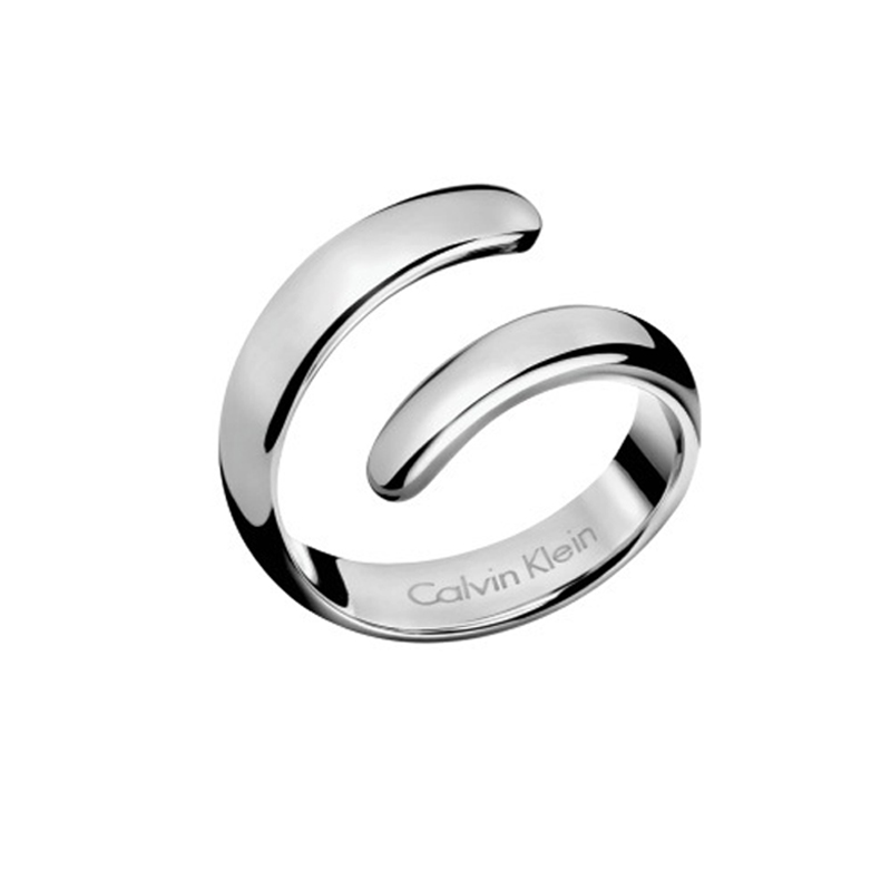 venta minorista f5912 09436 anillos calvin klein anillos acero mujer anillos acero ...