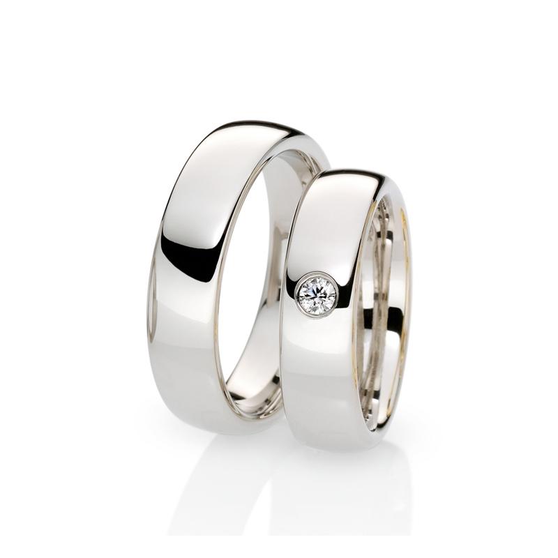 e09c6bbbf86a Anillos de boda Niessing oro blanco