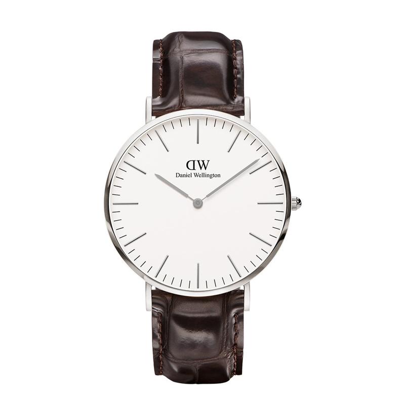 cc8bc28c461d relojes con correa de cuero daniel wellington