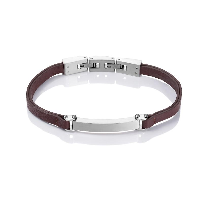 precios de remate selección asombrosa mejor coleccion pulseras para hombre de acero y cuero|pulseras de hombre ...