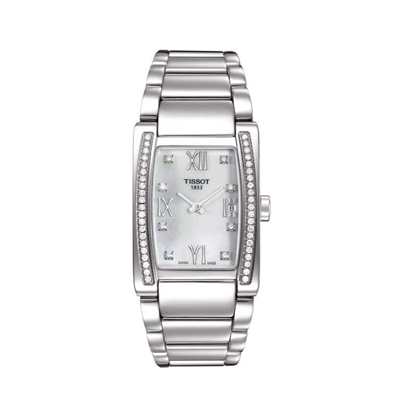 Reloj tissot mujer con diamantes