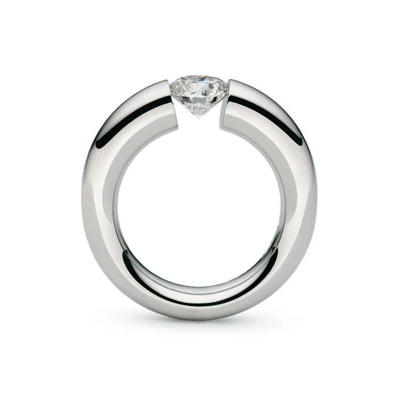 Anillo Niessing diamante
