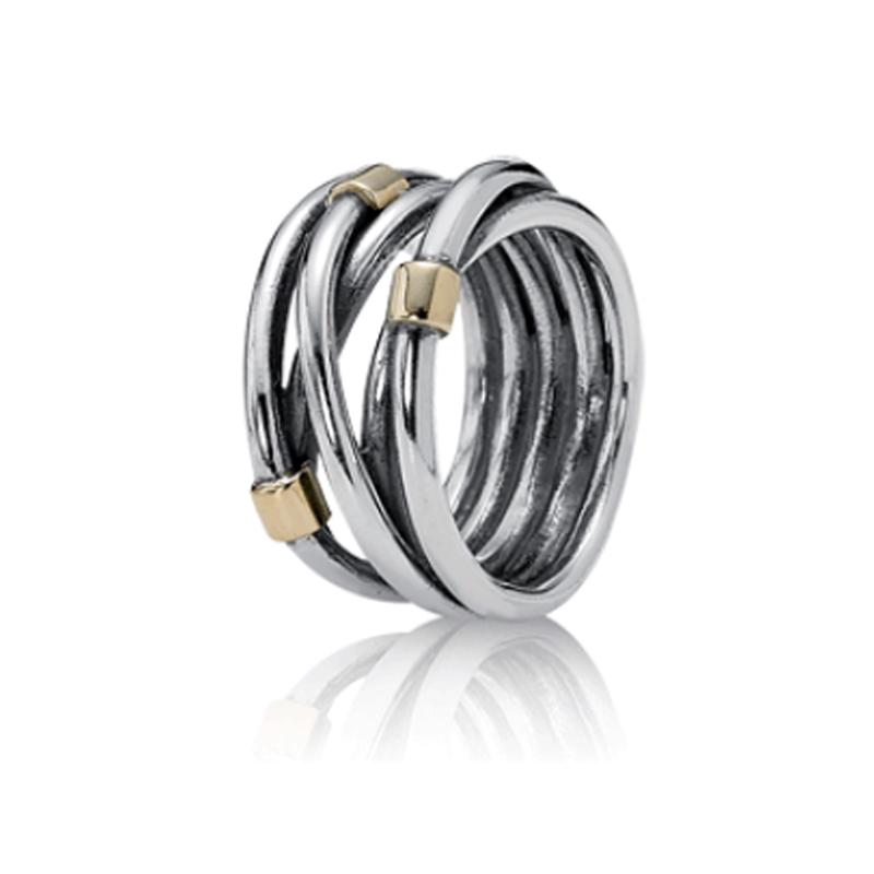 anillos pandora hombre