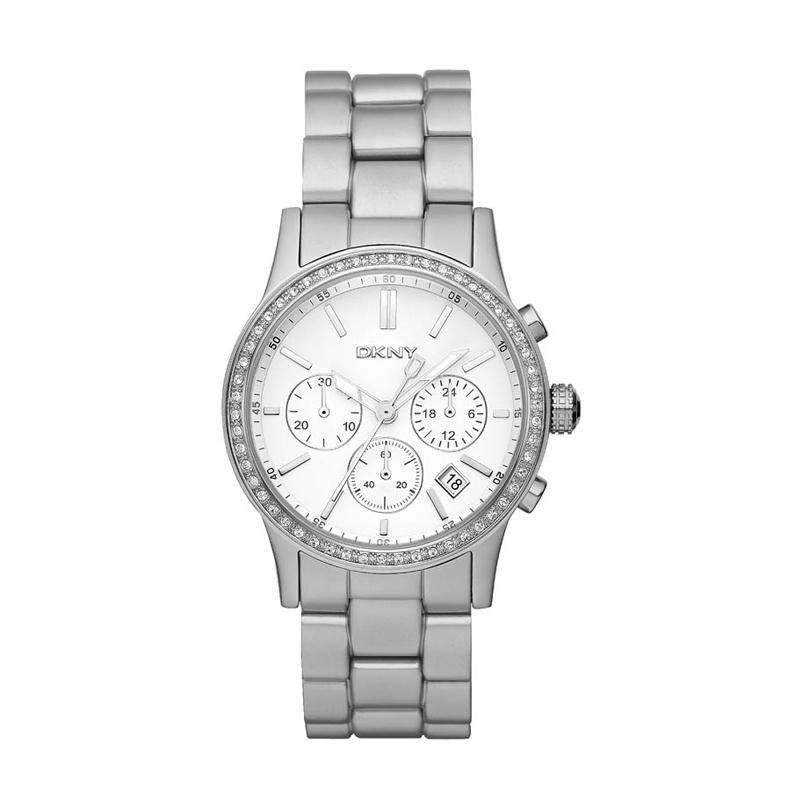 78dee37999d1 Reloj DKNY aluminio blanco (NY8321)