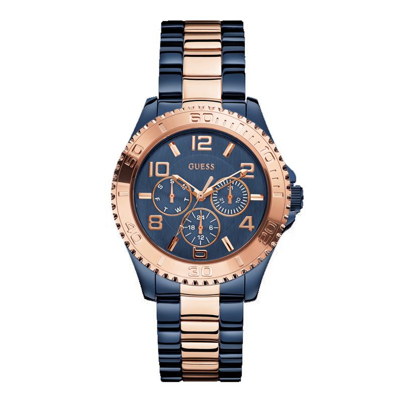 Relojes azules de mujer