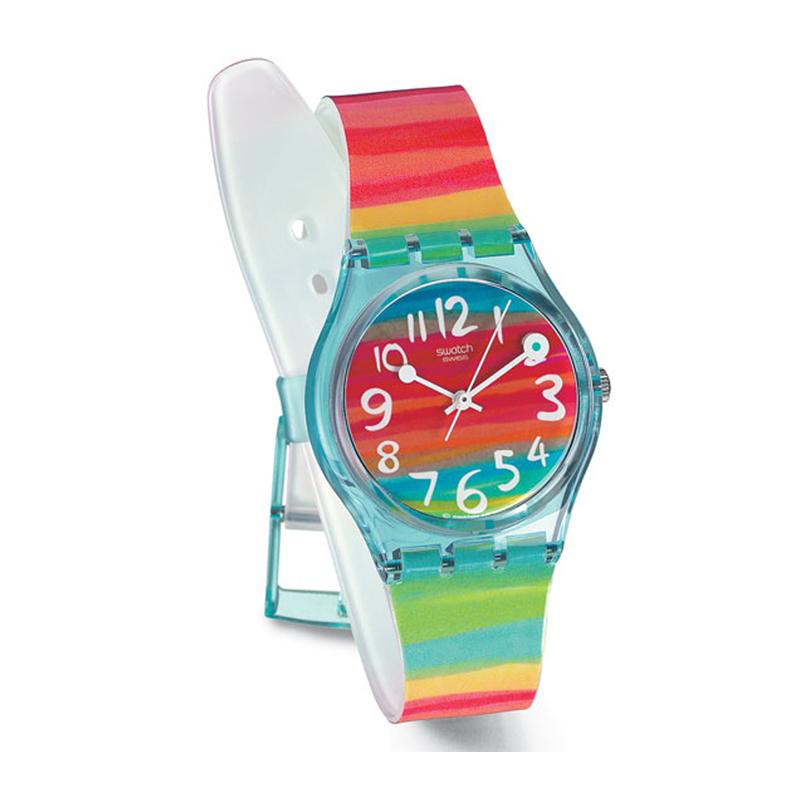 Reloj Swatch. Viva el color!