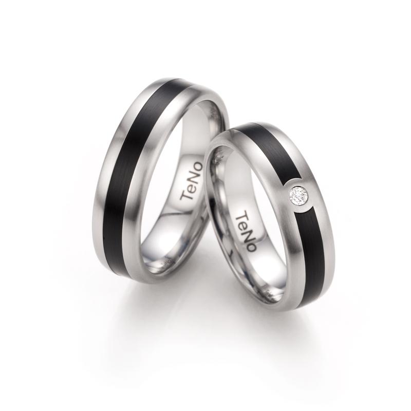disponibilidad en el reino unido c5a9b 03852 alianzas de boda de acero|teno alianzas acero | Anillos de ...